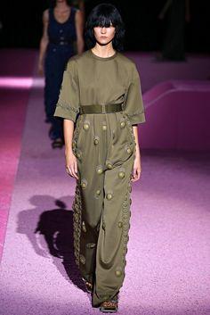 Marc Jacobs 2015 İlkbahar Koleksiyonu  #2015 #Adriana Lima #Alexandra…