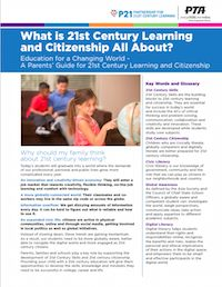 parent resources for 21st century learning http://www.p21.org/our-work/citizenship/a-parents-guide