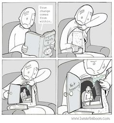 Lunarbaboon :: within   Tapas Comics - image 1