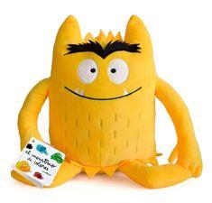 El monstruo de colores (edición álbum ilustrado, no versión pop-up) (Cuentos (flamboyant)) Felt Diy, Felt Crafts, Minions, Diy Cadeau, Cute Kawaii Drawings, Monster Party, Doll Patterns, Tweety, Crafts For Kids
