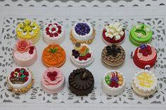 cake ペーパークイリング ケーキ