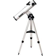 Bushnell Voyager SkyTour Refractor Telescopio 60 mm x 700 mm negro