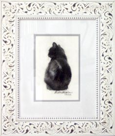 The Creative Cat - Custom-framed Daily Sketches