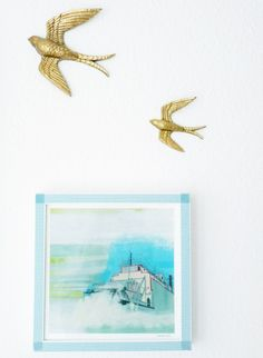washi Tape DIY For Frames...