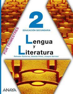 . Lengua y literatura 2  isbn 9788467802214 n� de p�ginas: 288 p�gs (3 libros). editorial: anaya lengua: castellano isbn:…