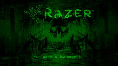 Razer Wallpaper (Photoshop). Razer Gaming, Graffiti Wallpaper, Photoshop, Neon Signs, Tatoo, Wallpapers