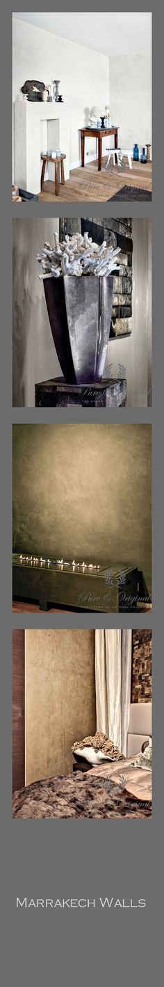 Marrakech Walls Paint. - like the silver one