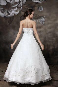 Hamburger Brautmoden Abendmoden Festmoden,ständig mehr als 1000 neu Brautkleider im Angebot - Brautkleid WD1123