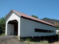 Horse Creek Covered Bridge In Douglas County Southern Oregon