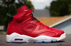 Air Jordan 6 Retro 'Spizike' (Release Date & Detailed Photos) - EU Kicks: Sneaker Magazine