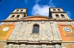 La chiesa di Briançon