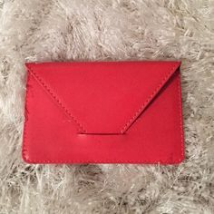 Anthropologie card holder  Brand new never used, would make a great stocking stuffer  Anthropologie Accessories Key & Card Holders