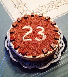 Milka Torte Ideal für Geburtstage.