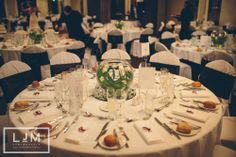 Classic Navy Blue & White - Royce Hotel Melbourne Wedding Venue