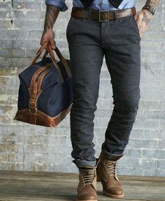 Fashion choices for men