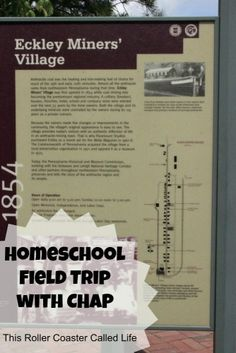 #Homeschool #FieldTrip to Eckley Miners' Village - This Roller Coaster Called Life