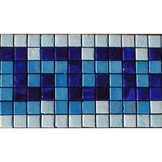 "View the Daltile 707757 Glass Mosaics Borders 6"" Lucian Pattern Multi-Surface Mosaic Tile at Build.com."