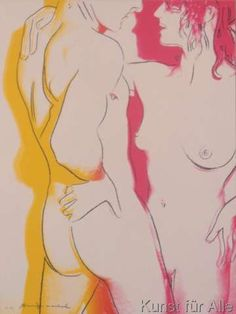 Andy Warhol - Love, 1983 51/100