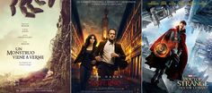 Próximos estrenos de cine en Cartelera - Octubre 2016