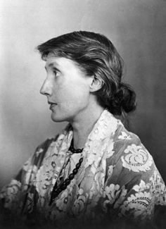 Virginia Woolf, circa 1920.