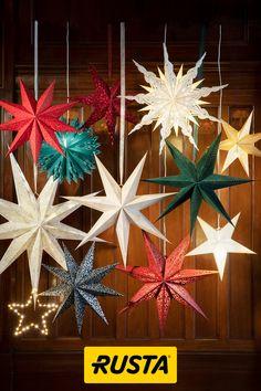 På Rusta finner du det meste for en stemningsfull jul. Velkommen!