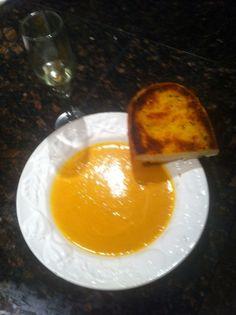 Pumpkin Garlic Soup Recipe - Food.com
