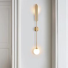 Nordic Living Room, Living Room Bedroom, Bedside Lamps Led, Wall Lamps, Staircase Metal, Café Restaurant, Cheap Pendant Lights, Loft, Luxury Interior Design