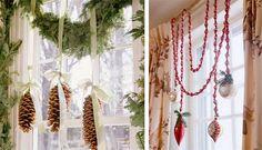 Из данного обзора Вы узнаете, как украсить окно на Новый Год. Здесь собрано большое количество идей с фотографиями. Изучайте!
