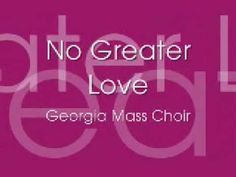No Greater Love!  ♪ღ♪*•.¸¸¸.•*¨¨*•.¸¸¸.•*•♪ღ♪¸.• *¨¨*•.¸¸  Jesus went to Calvary to save a wretch like you and me, that LOVE!!!!!  ♪ღ♪*•.¸¸¸.•*¨¨*•.¸¸¸.•*•♪ღ♪¸.• *¨¨*•.¸¸