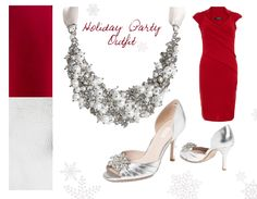 Make an entrance in red. Article Design, All Holidays, Entrance, Create, Silver, Red, How To Make, Wedding, Outfits
