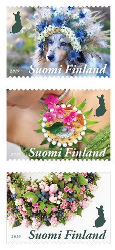 Finland, Stamps, Teddy Bear, Animals, Beauty, Seals, Animales, Animaux, Teddy Bears