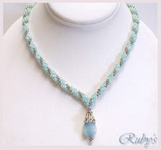 Spiral Beaded Jewelry Variations Tutorials - The Beading Gem's Journal