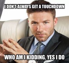 Julian Edelman- gets the touchdowns, looks great doing it!