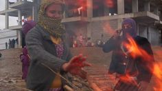 Islamic State: Yazidi women tell of sex-slavery trauma