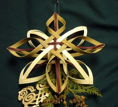 Odin's Nordic Star  Hand Woven by Harmonycraft on Etsy, $20.00