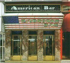 American Bar, Vienna