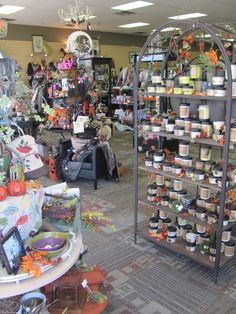 Fall Displays-Oshkosh Murdock St. Hometown Pharmacy