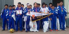 ¡CAMPEONES A NIVEL NACIONAL 2016! El equipo matemático más exitoso del Perú CALLAO (20 agosto) XI Olimpiada Interescolar de Matemática - Colegio militar Leoncio Prado