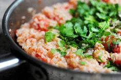 I serve this rice with my White Chicken Enchiladas and they really are the perfect complement. It's a very basic Mexican rice recipe, and you can customize it with whatever ingredients or spi…