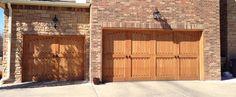 Residential Garage Doors - Overhead Door Company - Wichita Residential & Commercial Garage Doors