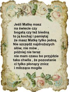 piękne słowa i jakże prawdziwe....