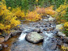 Buchanan Pass Trail - 7.7 miles (9,630') Indian Peaks Wilderness