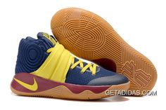 low priced 16664 6502c Nike Kyrie Irving 2 Air Cushion Yellow Blue Purple TopDeals, Price: $87.68  - Adidas Shoes,Adidas Nmd,Superstar,Originals