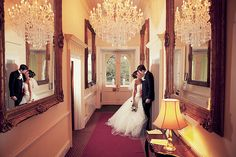 Stunning Royal Wedding themed shoot @ Goldsborough Hall in Yorkshire... image by http://www.tierneyphotography.co.uk/