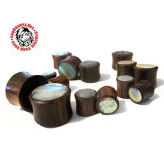 Light abalone shell #eargauges Wood Plugs, Gauges Plugs, Abalone Shell, Body Art, Piercings, Beauty, Style, Peircings, Swag