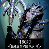 My favorite cosplayer published a book with tips and tricks on making your own cosplay outfits! From KamuiCosplay on Storenvy. Paperback copy $20; Ebook $5!