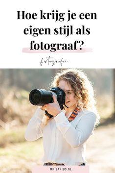 Het vinden van een eigen stijl is een van de moeilijkste dingen binnen fotografie. Een eigen stijl is niet iets wat je ineens 'hebt'. Er zijn wel een aantal dingen die je kunt doen om het proces van het vinden van je eigen stijl te versnellen.