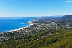 Sublime Point Lookout, Wollongong, NSW