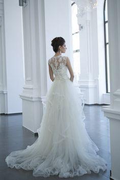 Modelul 1500-109 : andreesalon #andreesalon #weddinggown #weddingdress #vestidodenovia