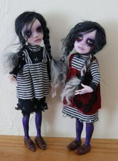 Doll Tears OOAK Dolls: ooak